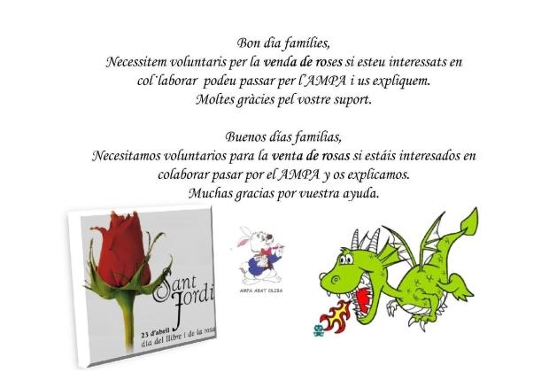 Sant Jordi,x
