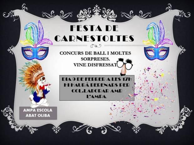 CARNESTOLTES FESTA 9 .2.18